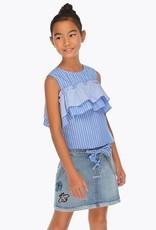 Mayoral Mayoral Denim skirt Light - 06903