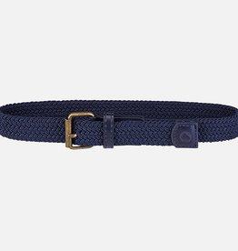 Mayoral Mayoral Elastic braided belt Navy - 10597