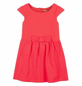 Boboli Boboli Knit dress fantasy for girl azalea