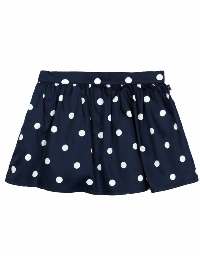 Boboli Boboli Saten skirt for girl print