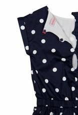 Boboli Boboli Satin dress for girl print