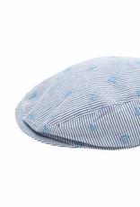 Boboli Boboli Poplin cap for baby boy stripes-2