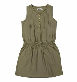 DJ DJ Dress A-WHEN I AM WITH YOU Army green