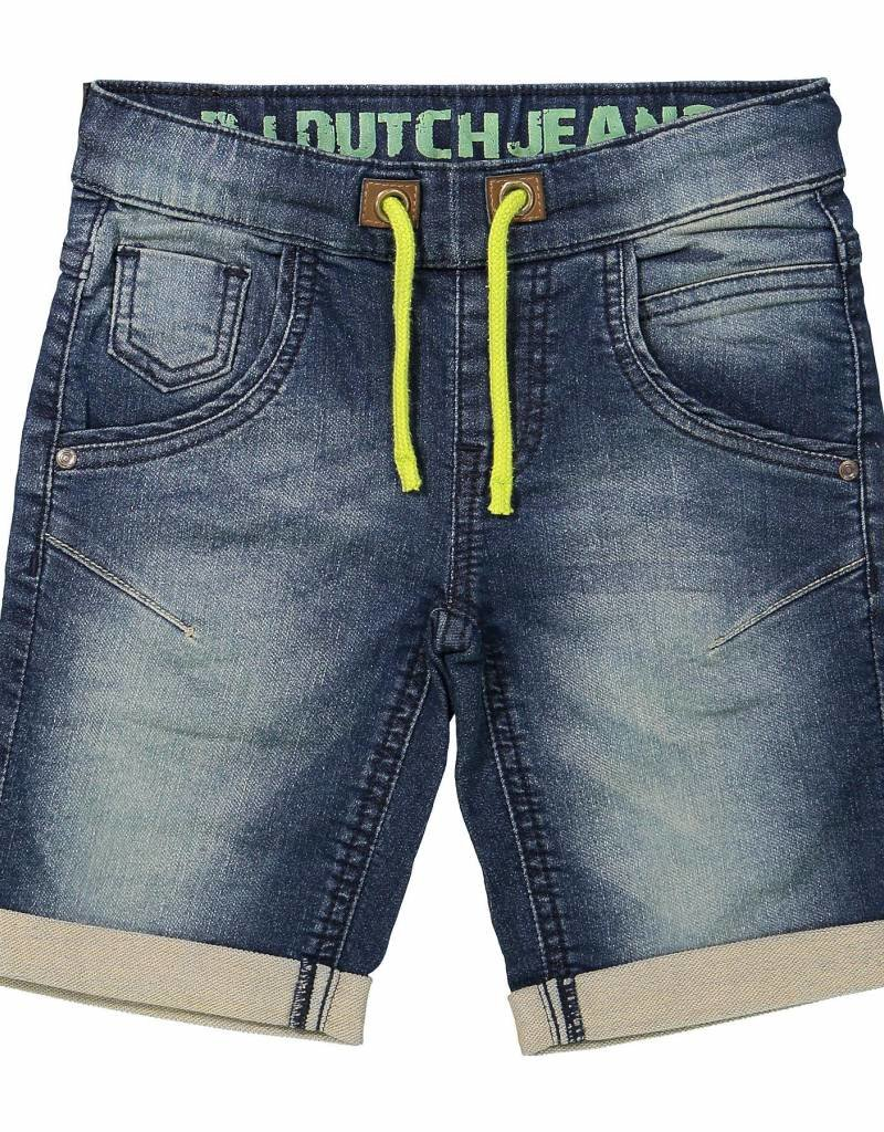 DJ DJ Jeans short A-DEEP OCEANS Blue jeans