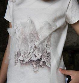 Magil Magil Shirt met zilveren strikken