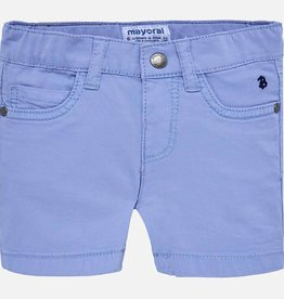 Mayoral Mayoral Basic 5 pockets twill shorts Lightblue - 00206