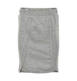 Creamie Creamie Rok grijs van soepel tricot