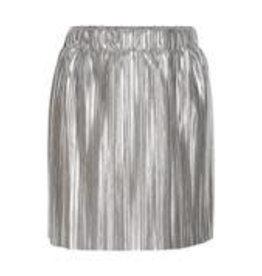Creamie Creamie Skirt Metallic Jersey Plissé