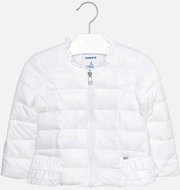 Mayoral Mayoral Soft windbreaker White - 03416
