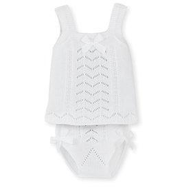 "Mac Ilusion Mac Ilusion Camiseta-Braguita algodon ""PURE SENSE"" Blanco"