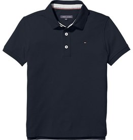 Tommy Hilfiger Tommy Hilfiger Polo donkerblauw