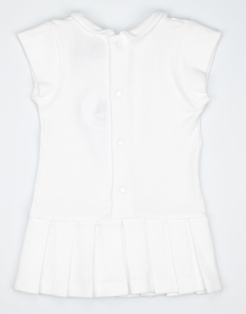 Babidu Babidu PATUCO DRESS WHITE