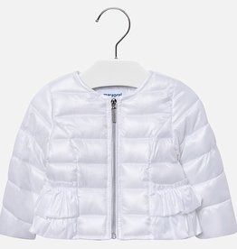 Mayoral Mayoral Soft windbreaker White - 01423