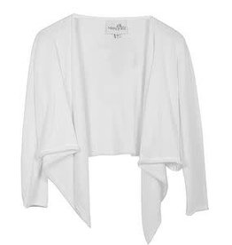 Happy Girls Happy Girls Bolero off white van tricot