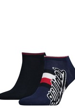 Tommy Hilfiger Tommy Hilfiger sneaker donkerblauw