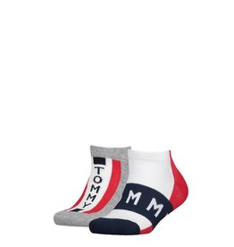 Tommy Hilfiger Tommy Hilfiger Sneaker 2 paar rood wit blauw