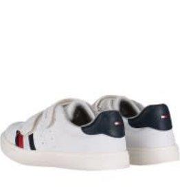 Tommy Hilfiger Tommy Hilfiger Sneakers wit met klittenband