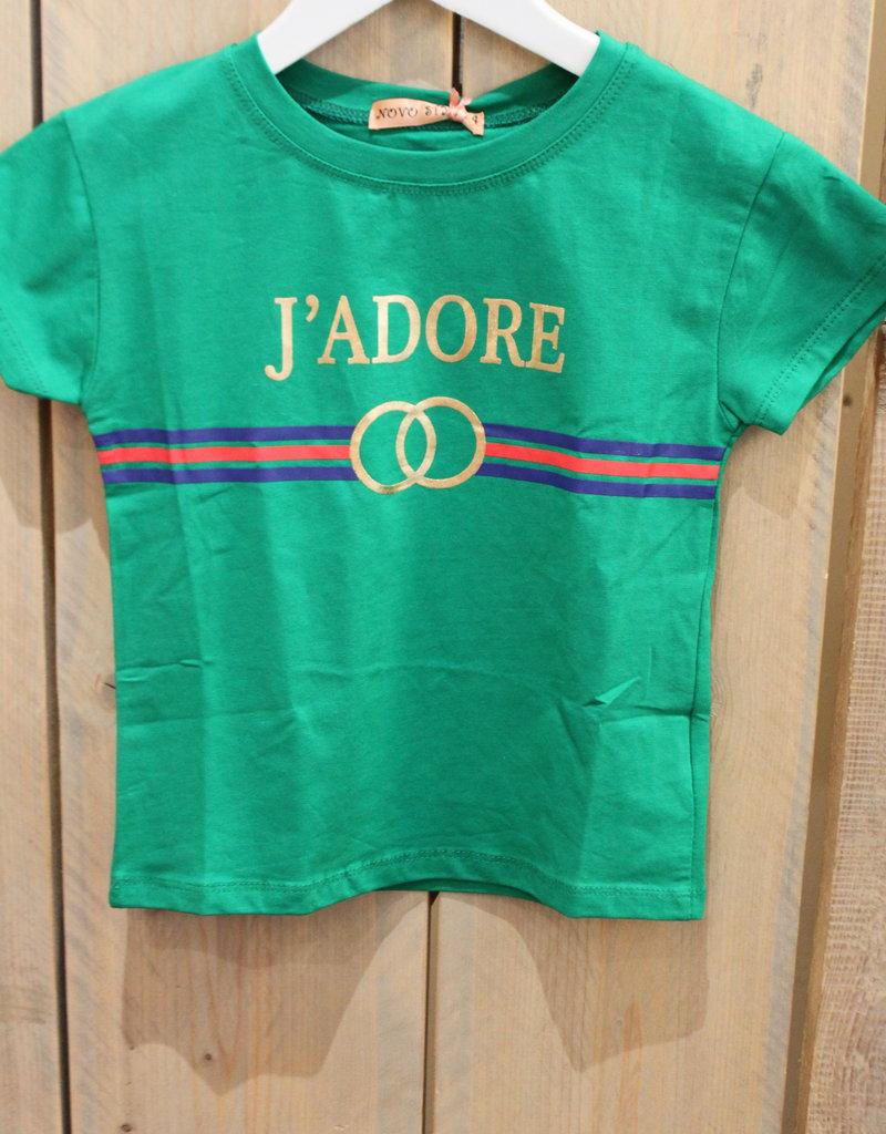 """Villa Shirt J""""ADORE geoen"""