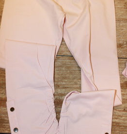 Creamie Creamie Legging nude met knoopjes