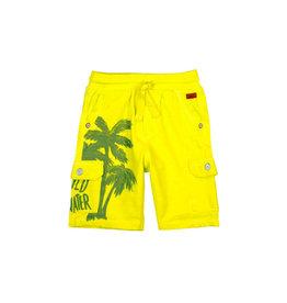 Boboli Boboli Tricot broek geel