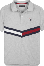 Tommy Hilfiger Tommy Hilfiger polo grey Heather