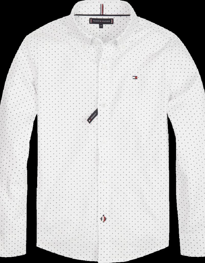 Tommy Hilfiger Tommy Hilfiger overhemd Bright White