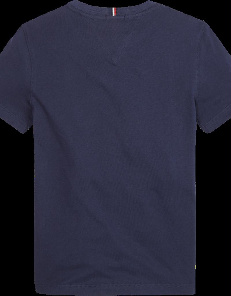 Tommy Hilfiger Tommy Hilfiger T-Shirts KB0KB04992002 Black Iris