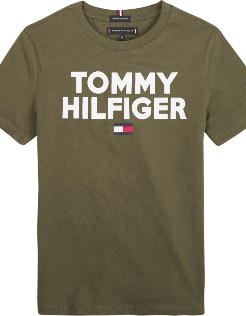 Tommy Hilfiger Tommy Hilfiger T-Shirts Olive Night
