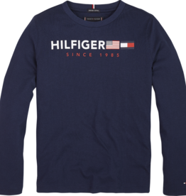 Tommy Hilfiger Tommy Hilfiger T-Shirts donker blauw