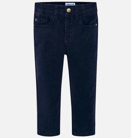 Mayoral Mayoral 5 pocket regular fit pants Navy - 00041