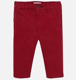 Mayoral Mayoral Basic trousers Red - 00521