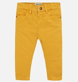 Mayoral Mayoral 5 pocket slim fit basic pant Corn - 00563