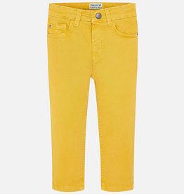 Mayoral Mayoral 5 pocket regular fit pants Butter - 00041