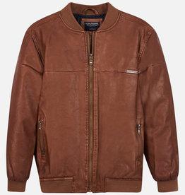 Mayoral Mayoral Leatherette jacket Leather - 07439