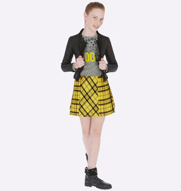 Mayoral Mayoral Check skirt Yellow - 07911