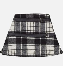 Mayoral Mayoral Checkered skirt Black - 07912