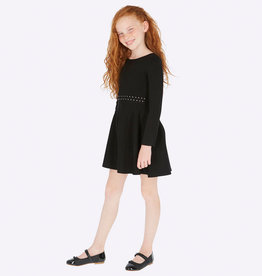 Mayoral Mayoral Tricot dress Black - 07920