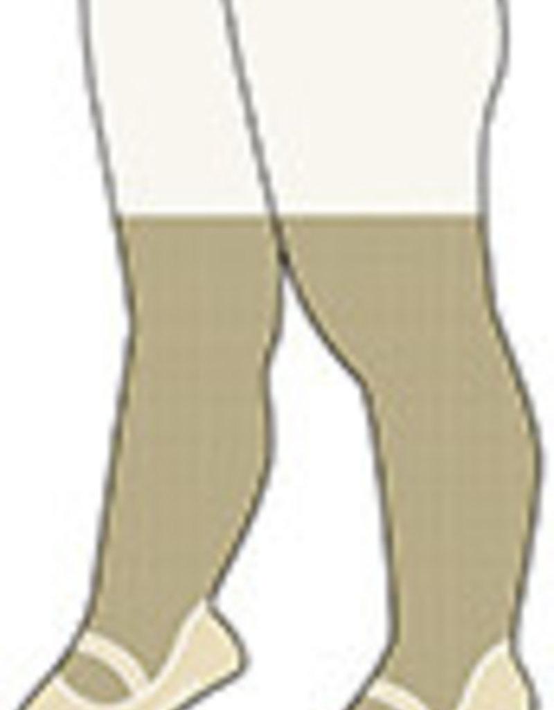 Boboli Boboli Thick tights for baby girl gold 708049