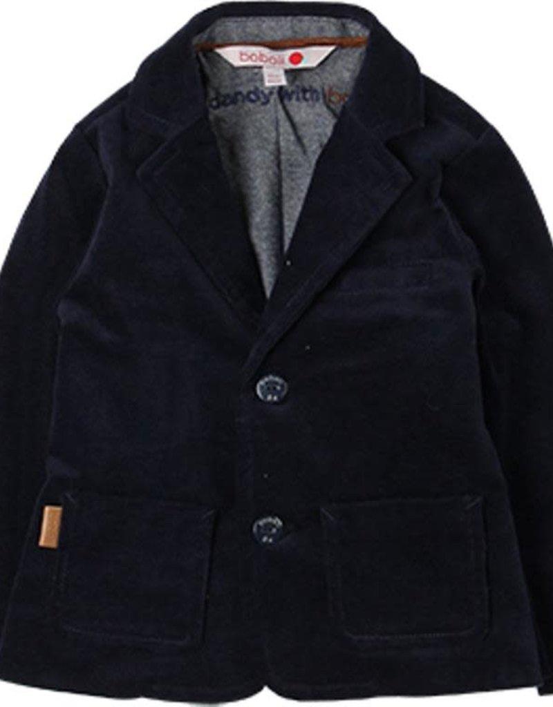 Boboli Boboli Blazer for boy NAVY 718253
