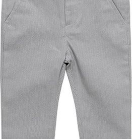 Boboli Boboli Stretch twill trousers for baby boy print 718062