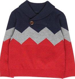 Boboli Boboli Knitwear pullover for baby boy NAVY 718084