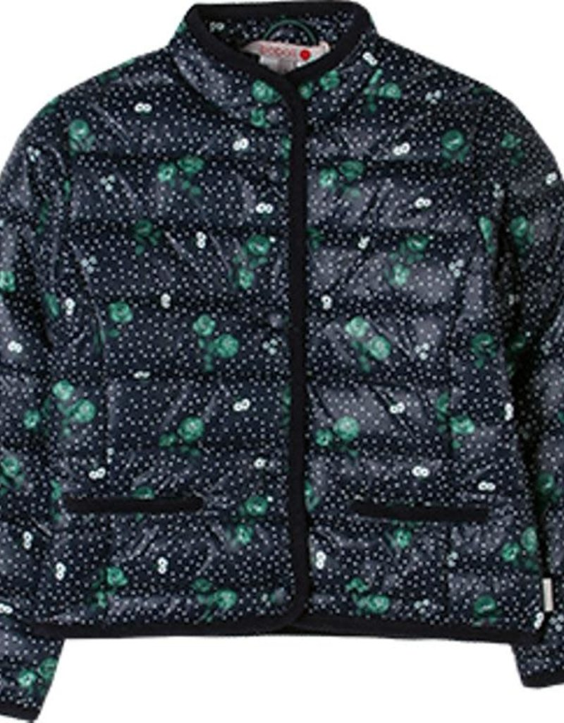 Boboli Boboli Jacket for girl print 728052