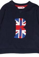 Boboli Boboli Knitwear pullover for boy NAVY 738008