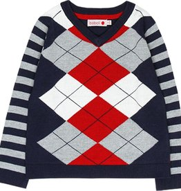 Boboli Boboli Knitwear pullover for boy NAVY 738020