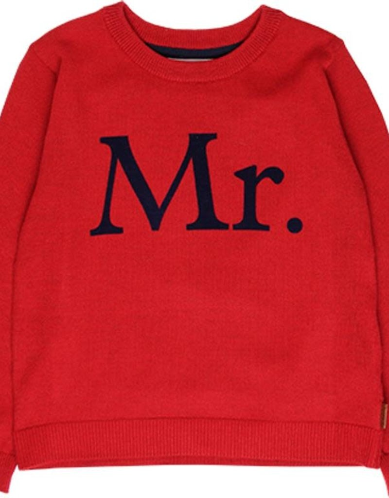 Boboli Boboli Knitwear pullover for boy scarlet 738031