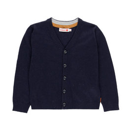 Boboli Boboli Knitwear jacket for boy NAVY 738042