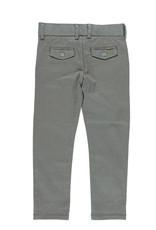 Boboli Boboli Stretch satin trousers for boy shadow 738109