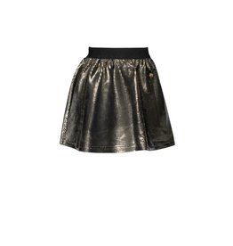 Le Chic Le Chic skirt shiny glamour C909-5735 Fields of Gold