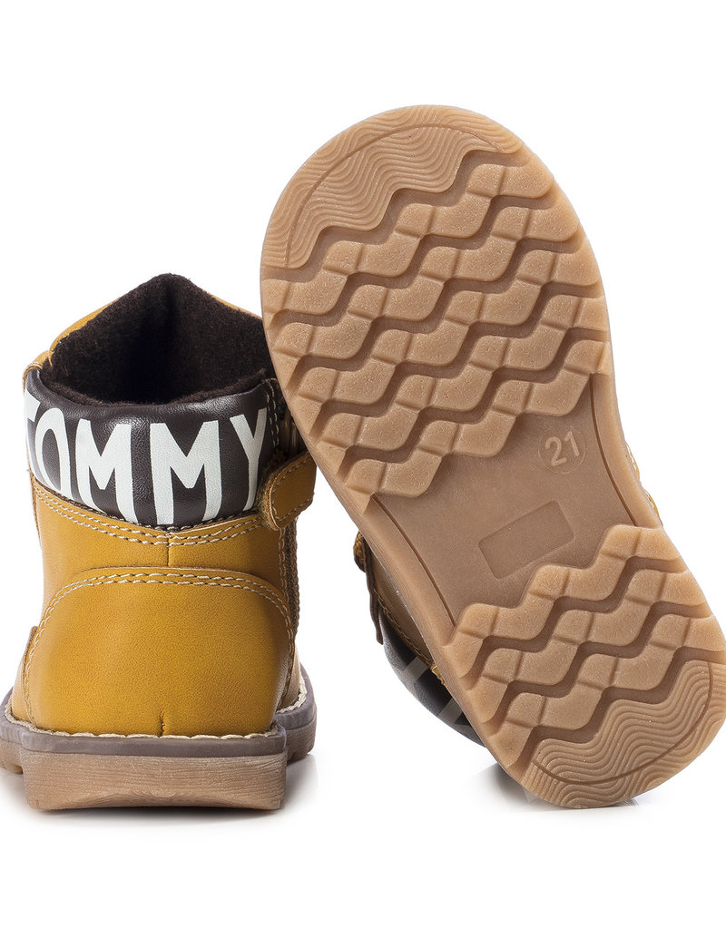 Tommy Hilfiger Tommy Hilfiger BOOTIE - T1X5-30524-0785200-YELLOW