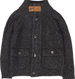 Boboli Boboli Knitwear jacket for boy GREY 738424